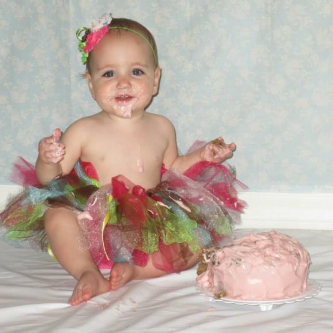 G smash cake