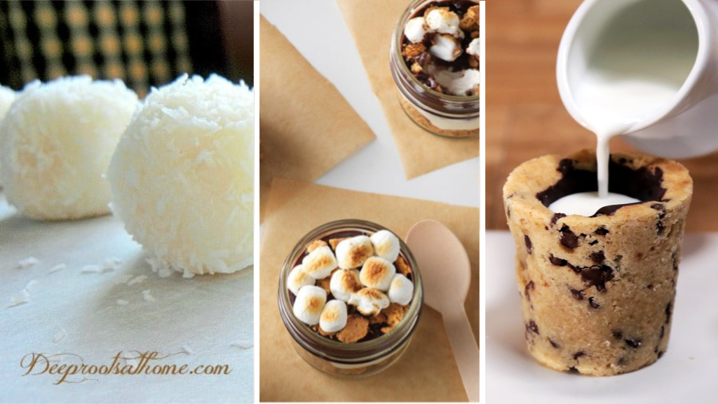 Ham Food - coconut-smores-cookieshot