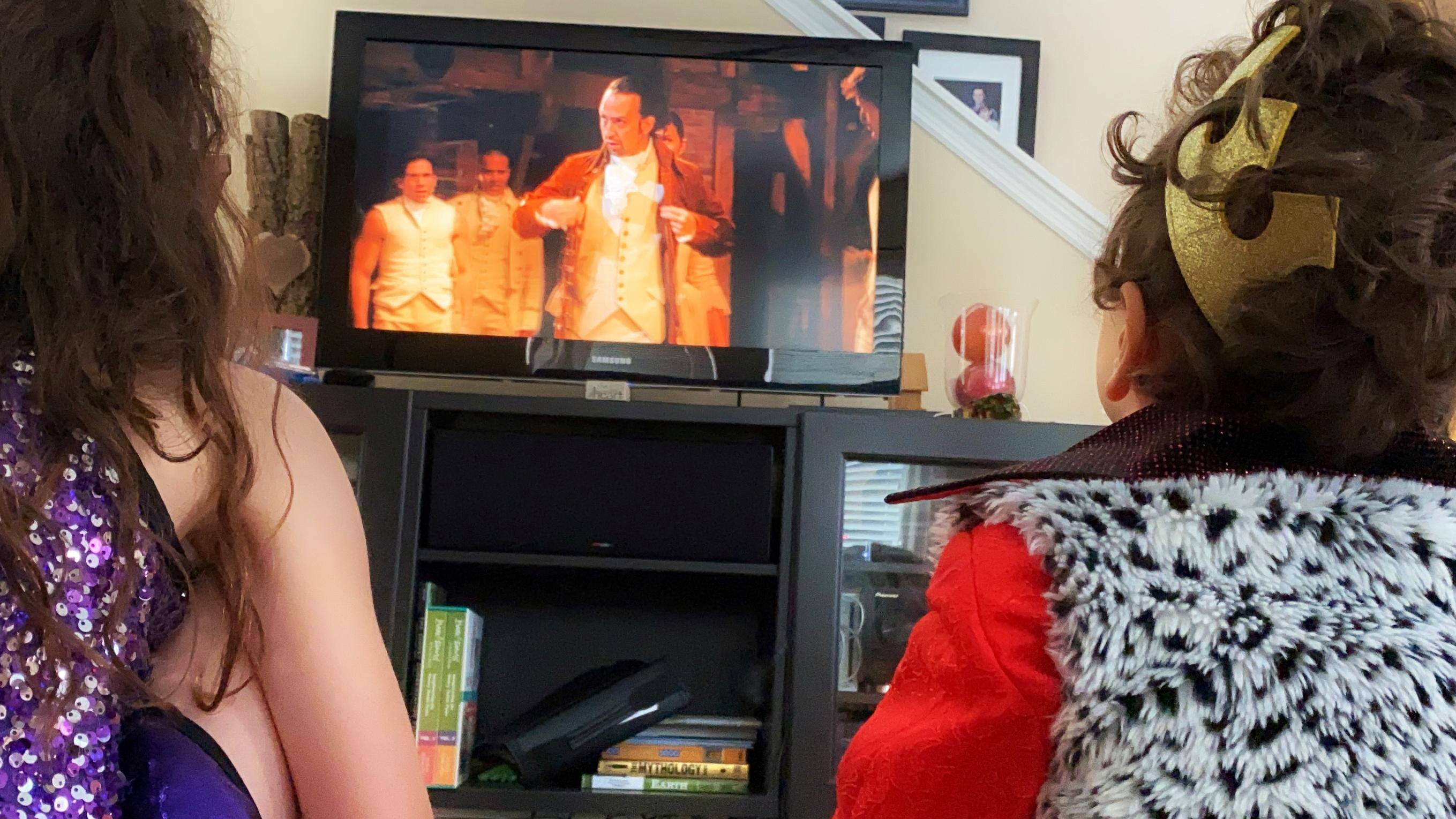 watching Hamilton